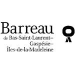 Barreau du Bas-St-Laurent-Gaspésie-Îles-de-la-Madeleine