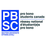 Pro Bono Students Canada, section de l'Université d'Ottawa