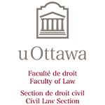Université d'Ottawa, Faculté de droit, section de droit civil