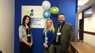 1er anniversaire du CJP du Saguenay-Lac-Saint-Jean